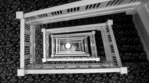 Vertigo Staircase